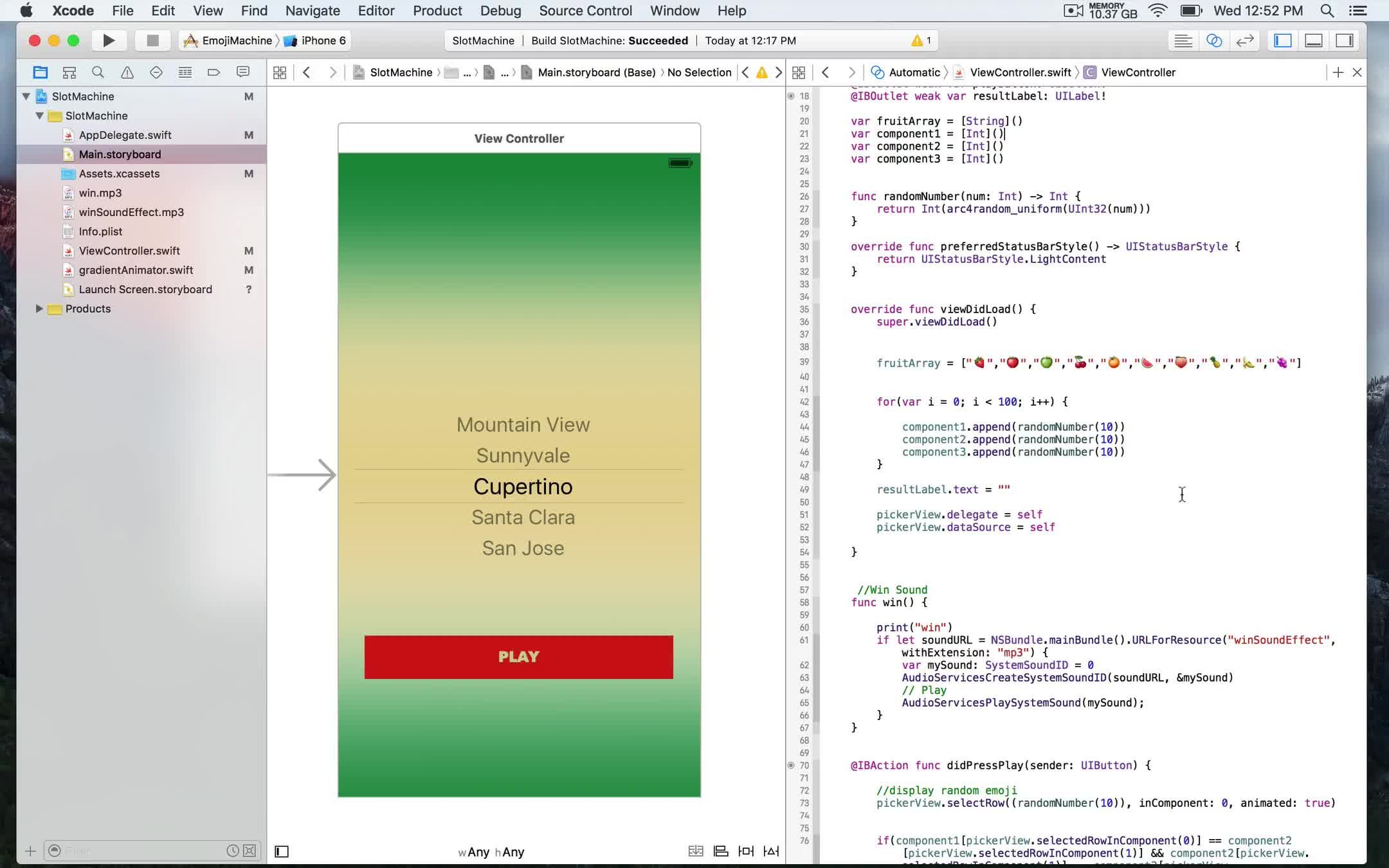 iOS Animation with Swift II | Sandy Ludosky | Skillshare
