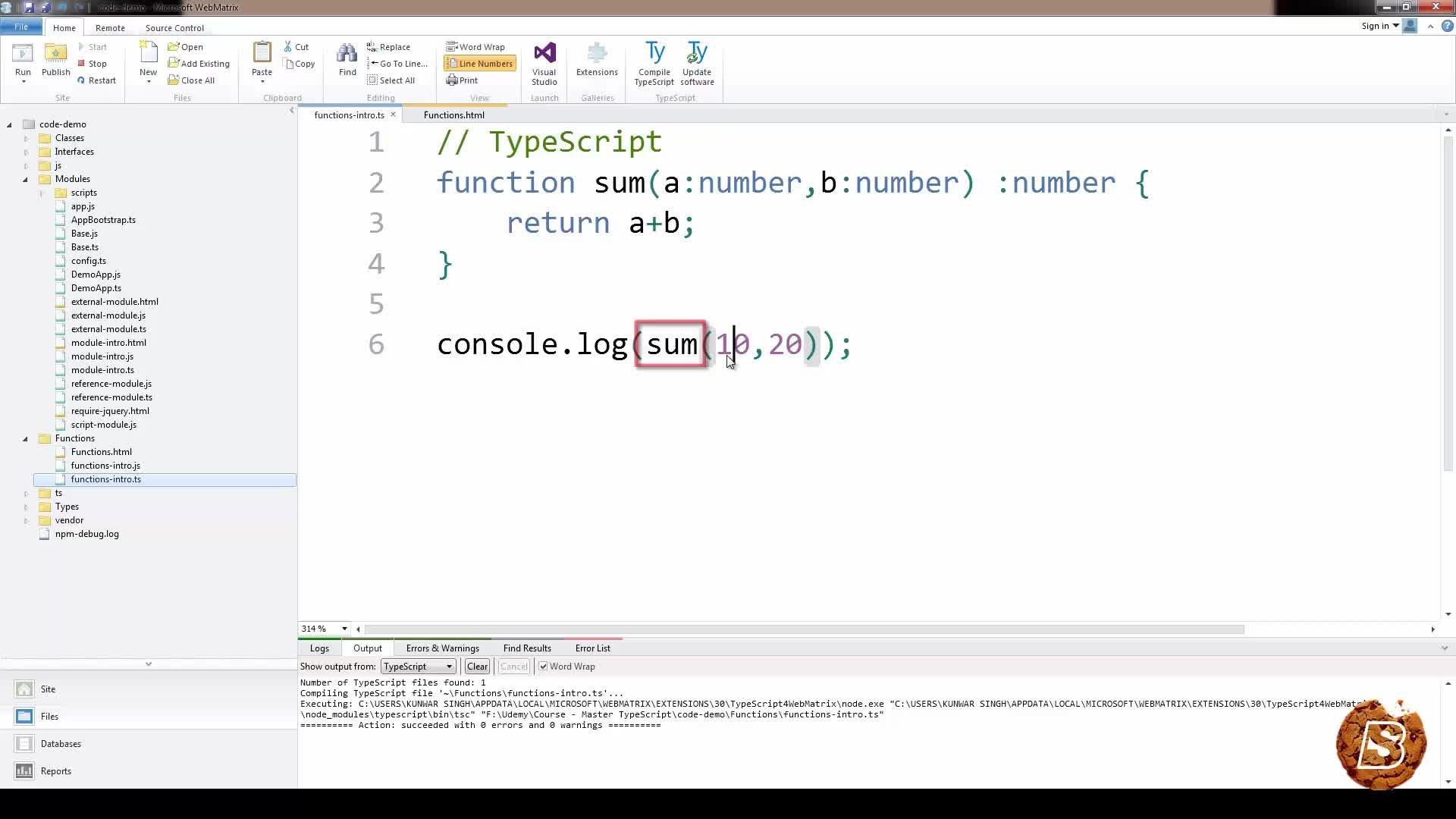 Master TypeScript | Kunwar Singh | Skillshare