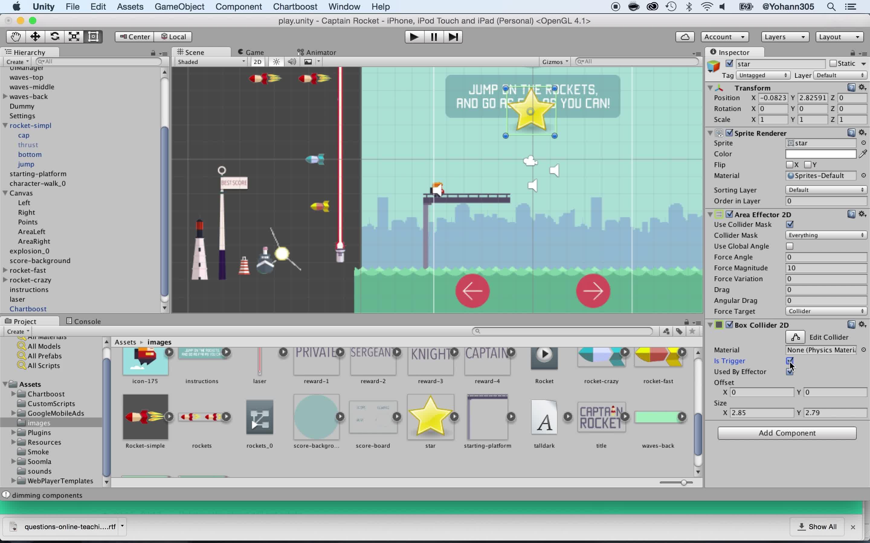 Unity Game Physics | Yohann Taieb | Skillshare
