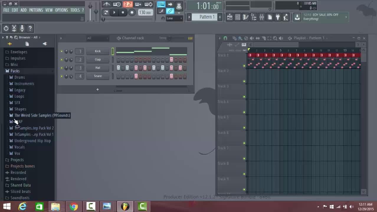 Millionaire DJ: FL Studio 12 - Pro Music Production Course | Evan