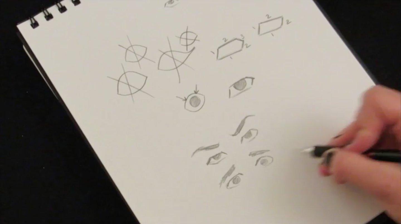 Start drawing techniques for pencil portraits gabrielle brickey skillshare