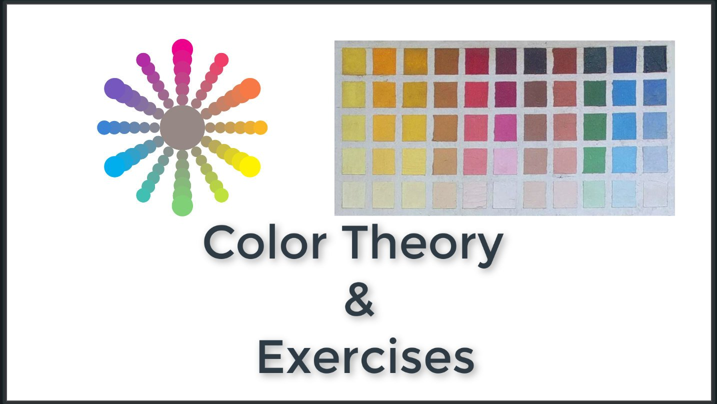 Color Theory and Exercises