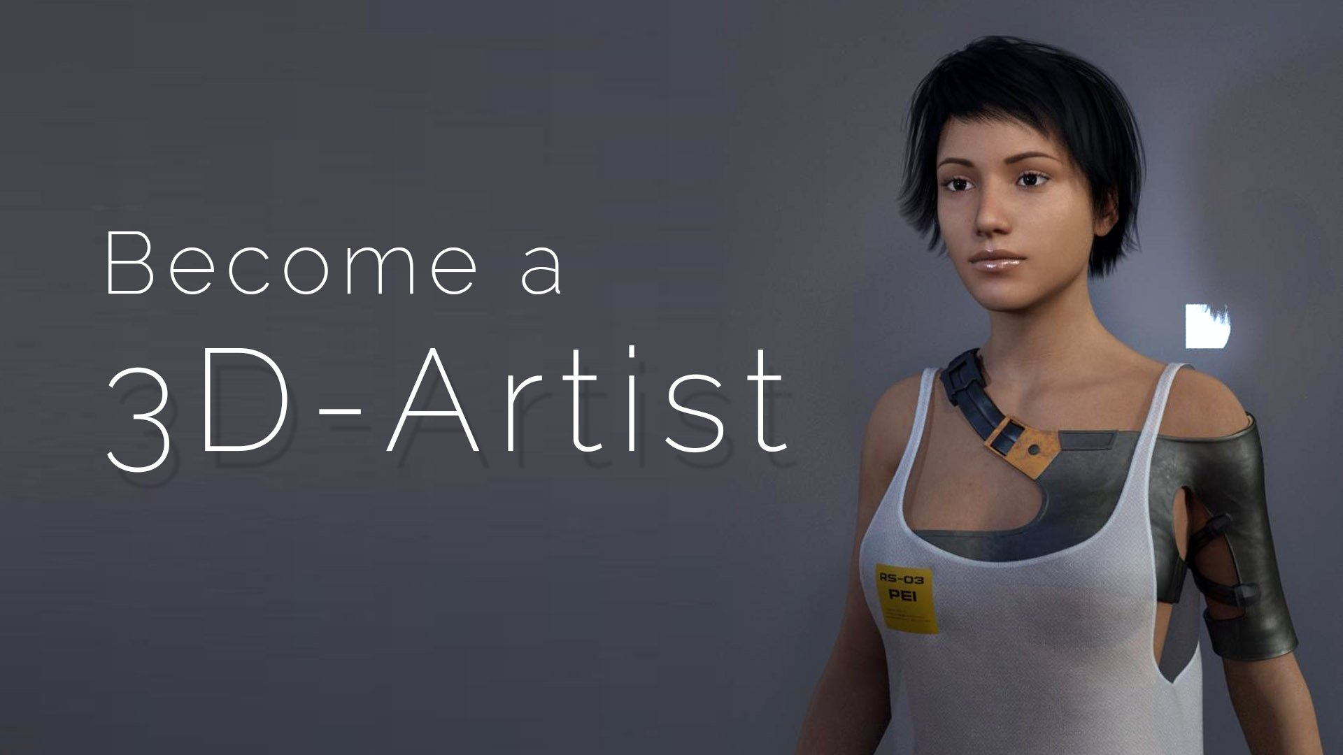 Become a 3D Artist with free 3D software (Daz Studio)