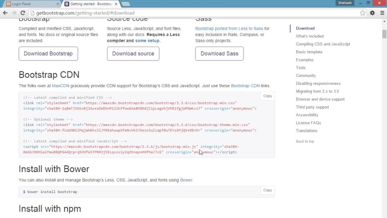 Ecommerce Codeigniter Bootstrap Master