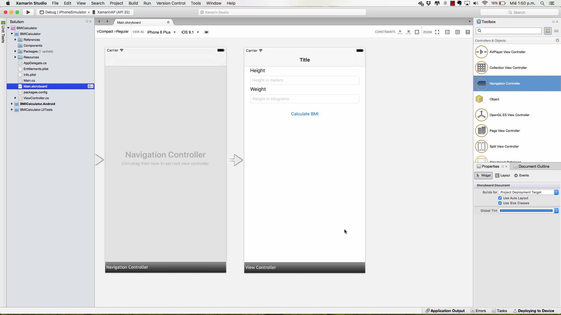Xamarin: Code Once on C#, Build Android AND iOS Apps   Eduardo Rosas