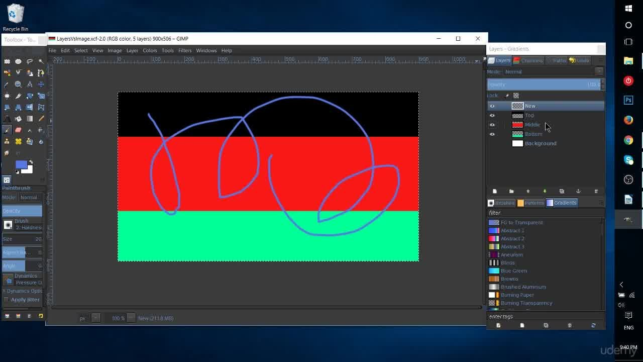 Introduction to GIMP 2 8: Tutorials for Beginners