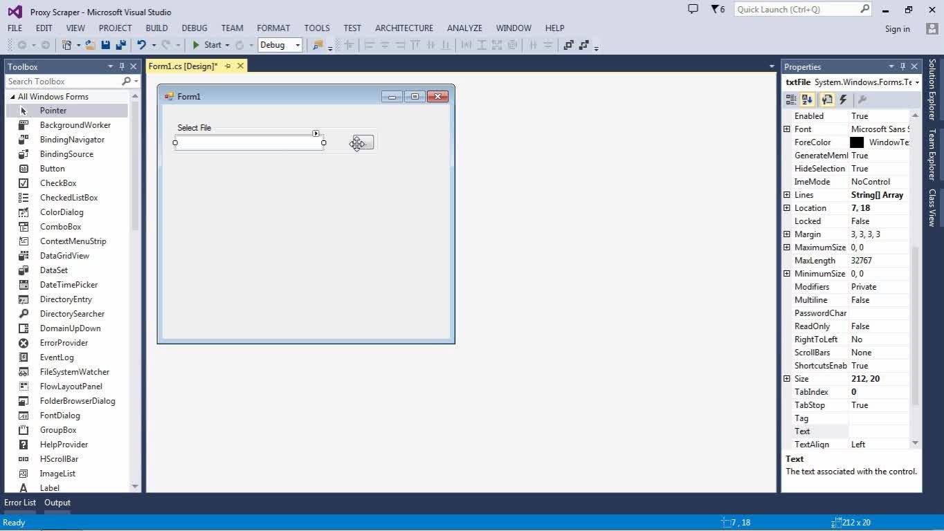 Create Proxy Scraper in C# From Scratch   Krishnaa Kumar   Skillshare