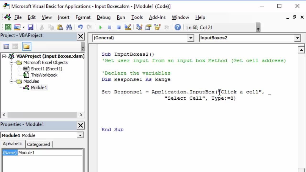 Name management vba - Microsoft Excel Essentials Level 3 Vba Programming Unleash The Full Power Of Excel With Vba Alan Jarvis Skillshare