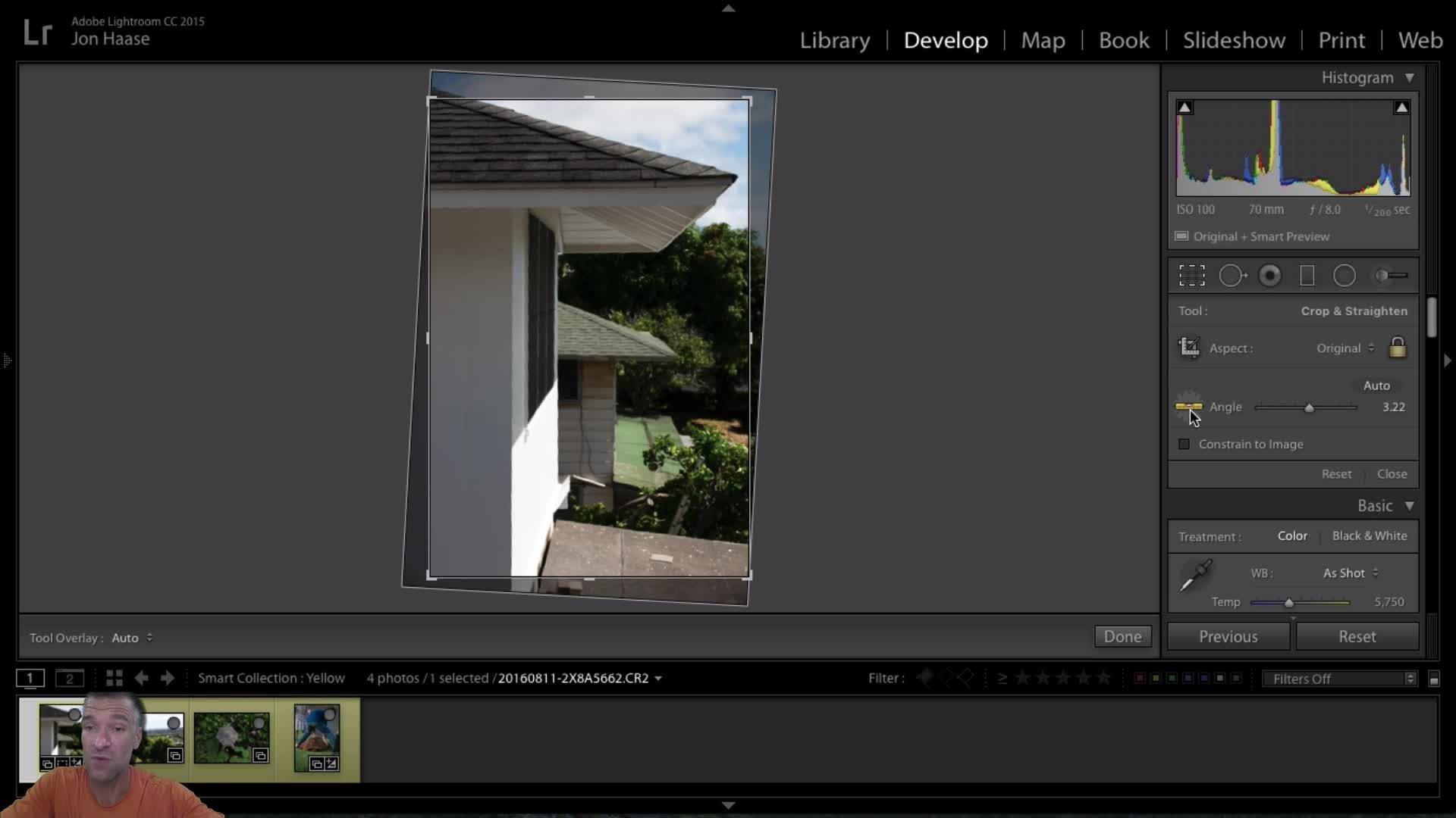 Adobe Lightroom CC: Complete Photo Editing Course | Phil Ebiner
