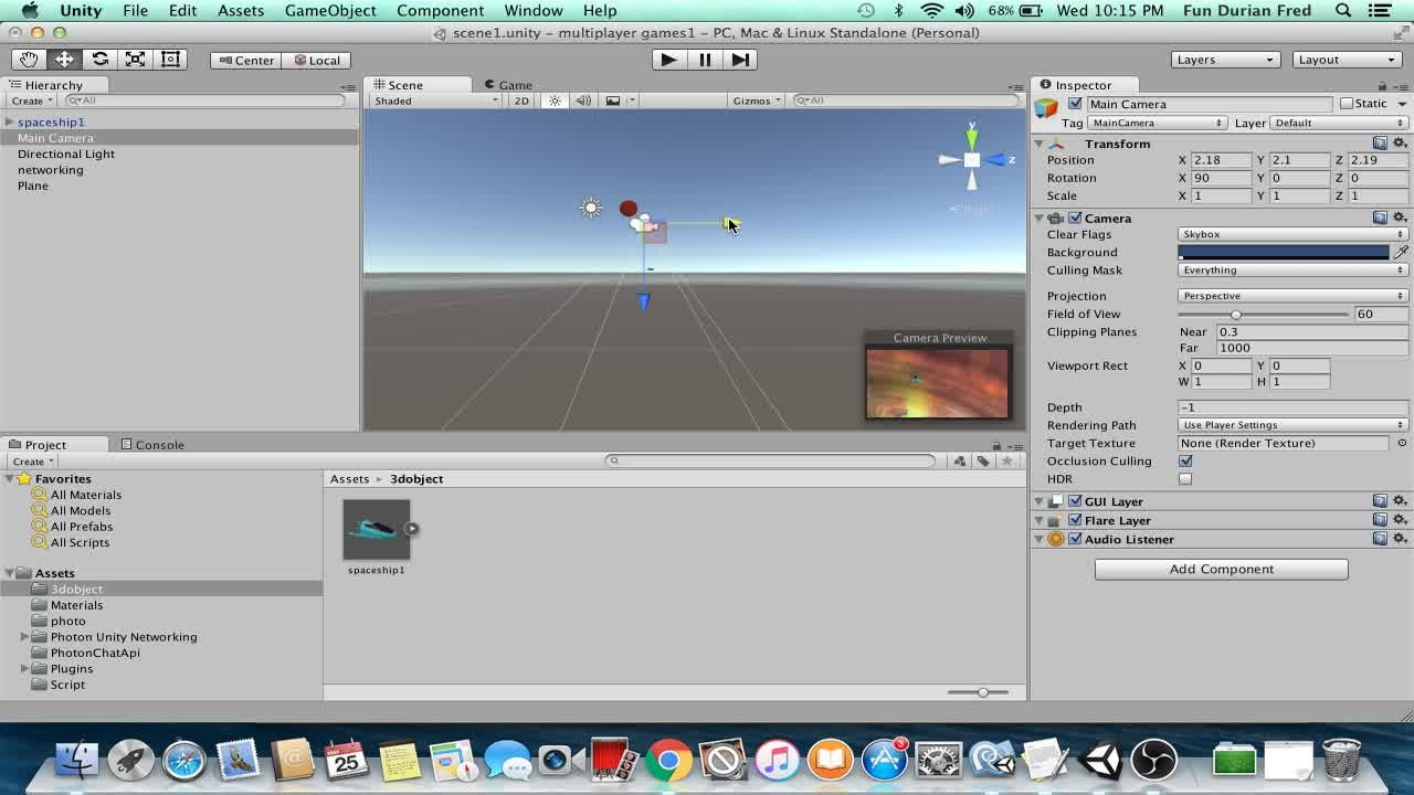 How to create a multiplayer games from scratch | Tze pang Phu