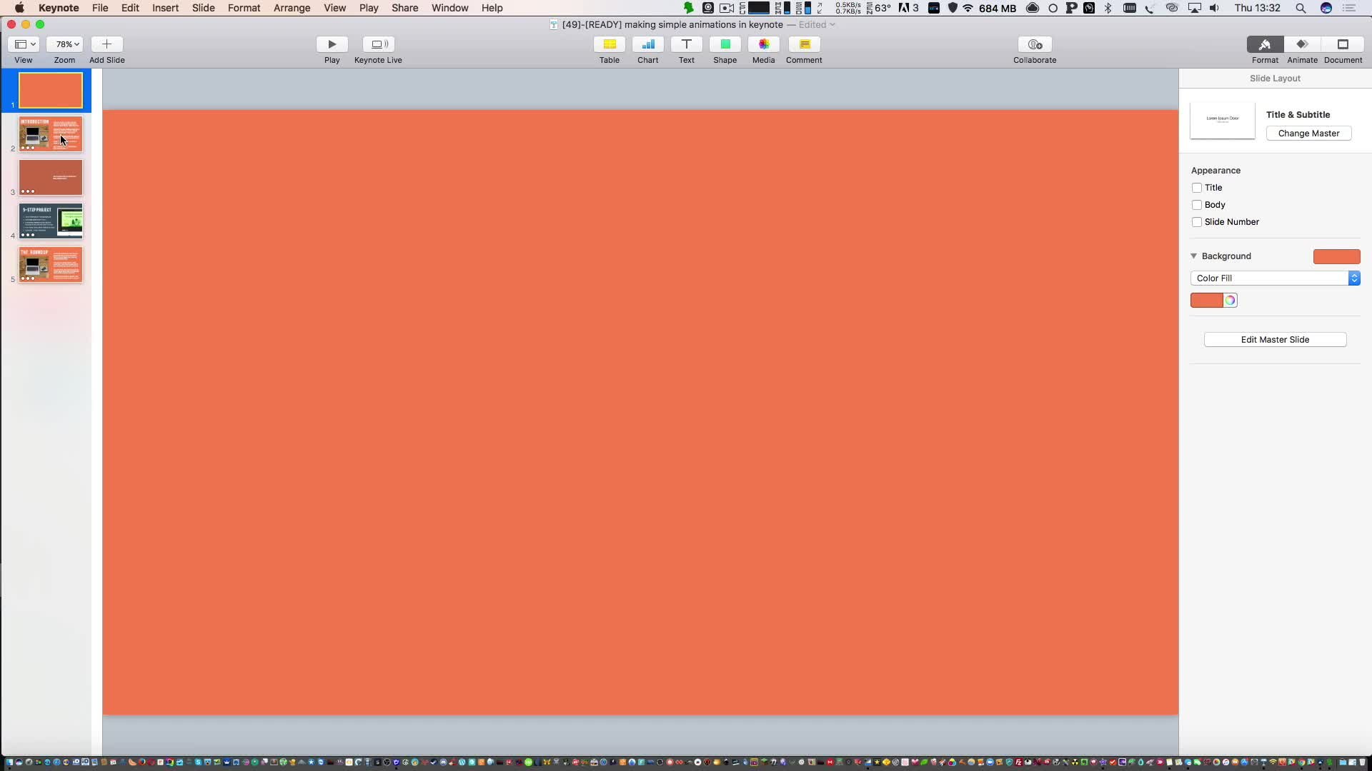 making simple animations in keynote philip dm campbell skillshare