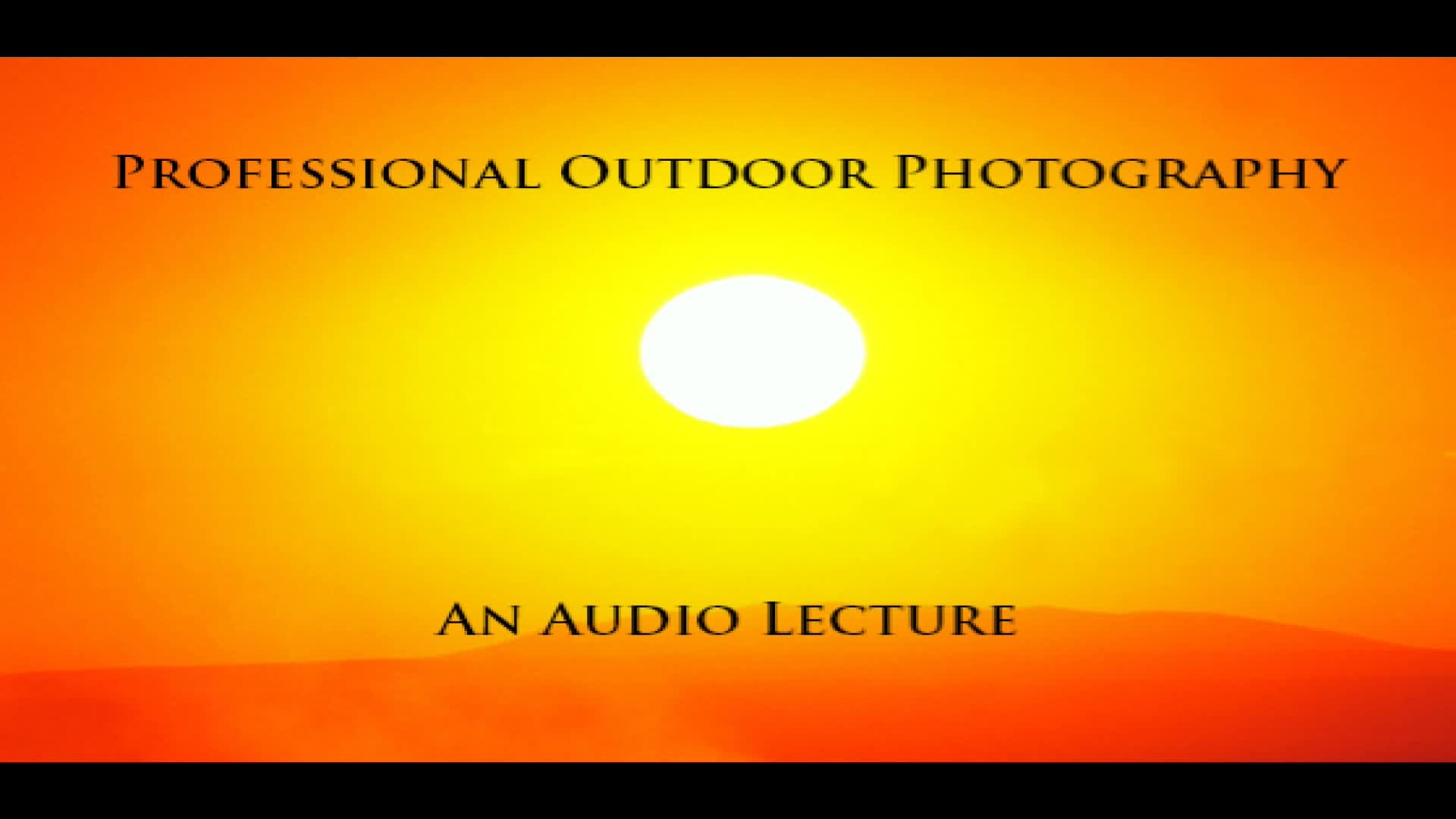 list of professional skills%0A Professional Outdoor and Nature Photography    Starting Your Photography  Business   Charlie Borland   Skillshare