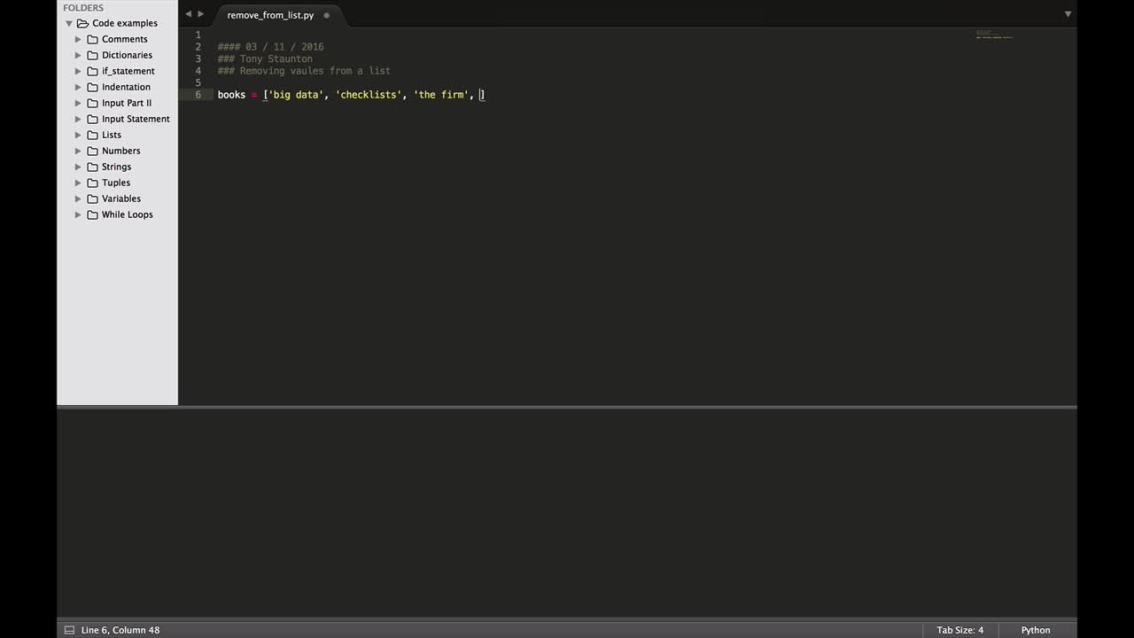 Python 3: A Beginners Guide to Python Programming | Tony