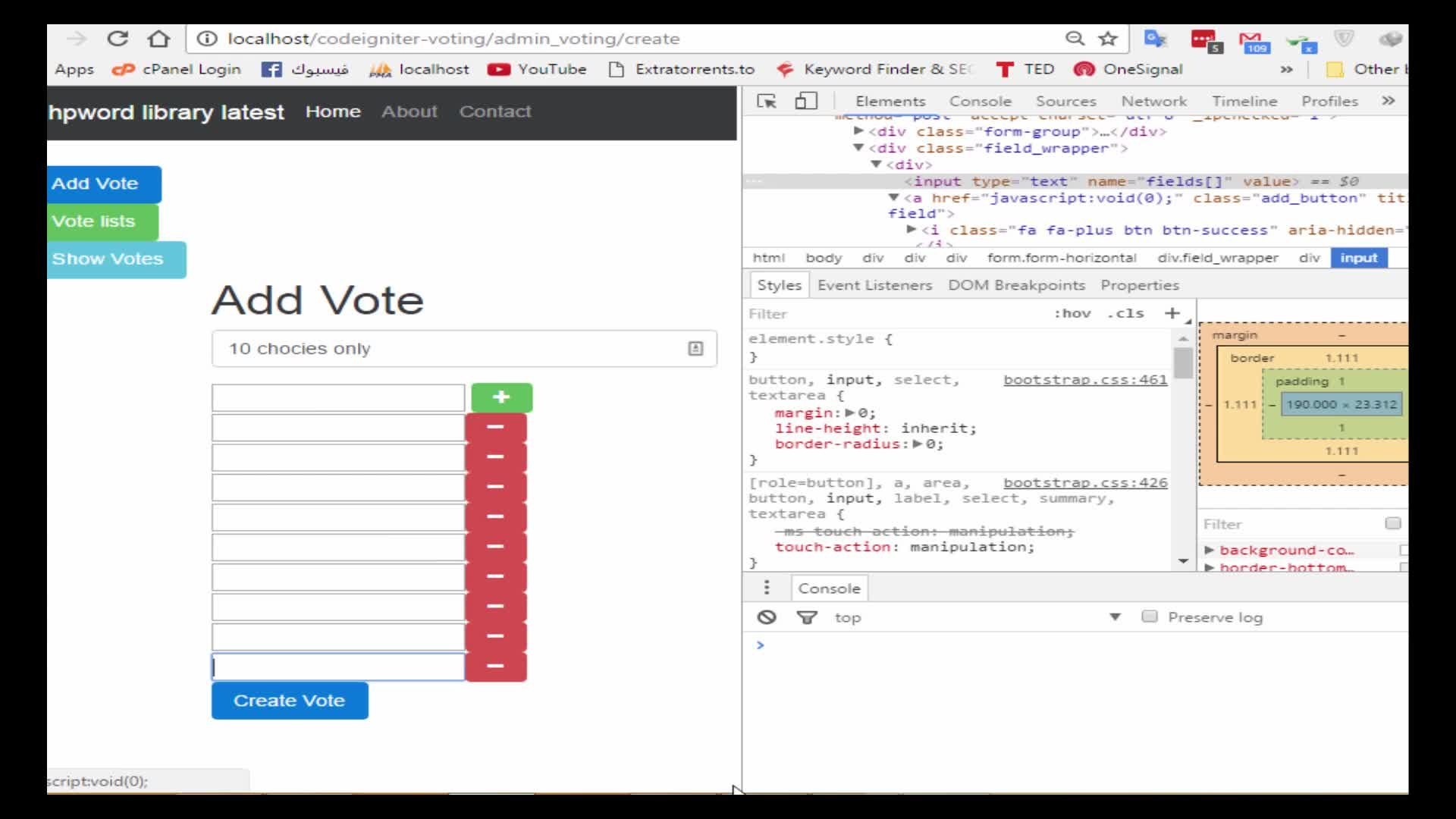 Create AJAX Voting System In PHP Codeigniter   Ahmed Fakhr   Skillshare