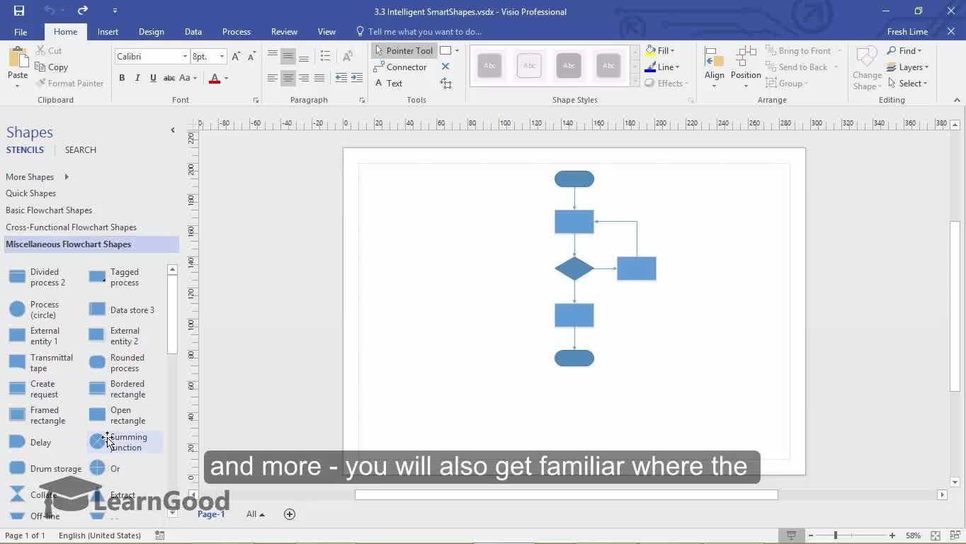 Microsoft visio 2016 tutorial class 1 introduction to microsoft visio 2016 tutorial class 1 introduction to microsoft visio srikanth shirodkar skillshare baditri Image collections