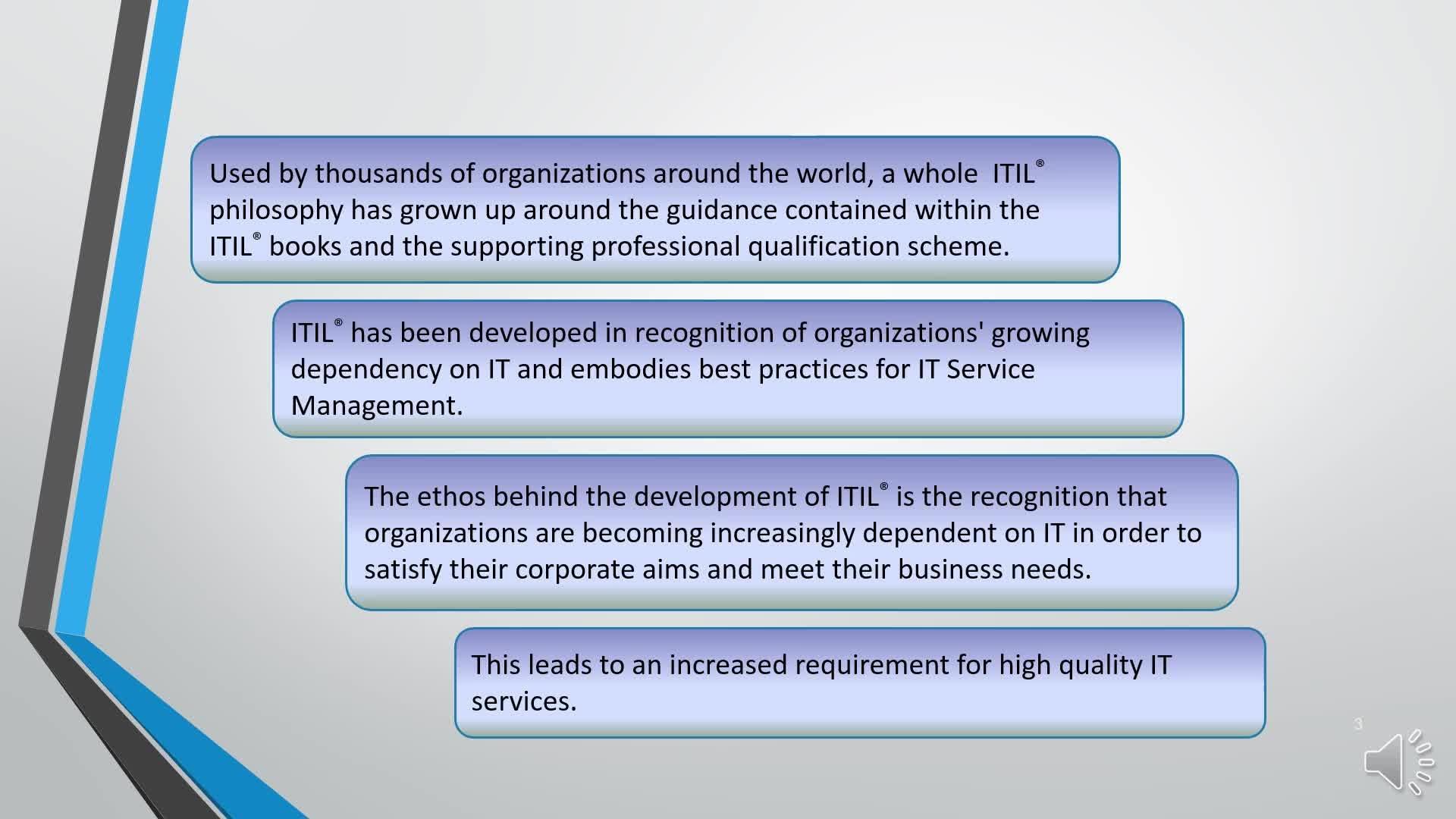 Itil v3 certification course arun kumar skillshare xflitez Choice Image
