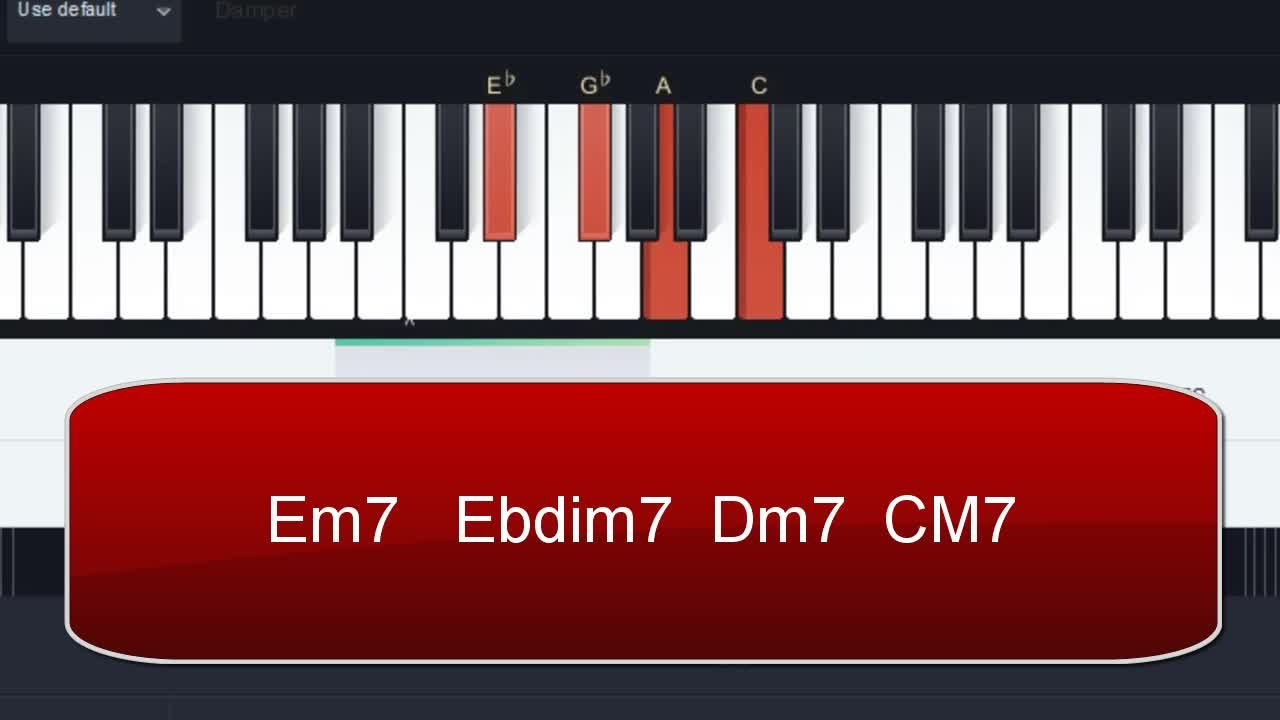 Piano runs fills 3 jazzy chromatic chord song endings rosa piano runs fills 3 jazzy chromatic chord song endings rosa suen skillshare hexwebz Gallery