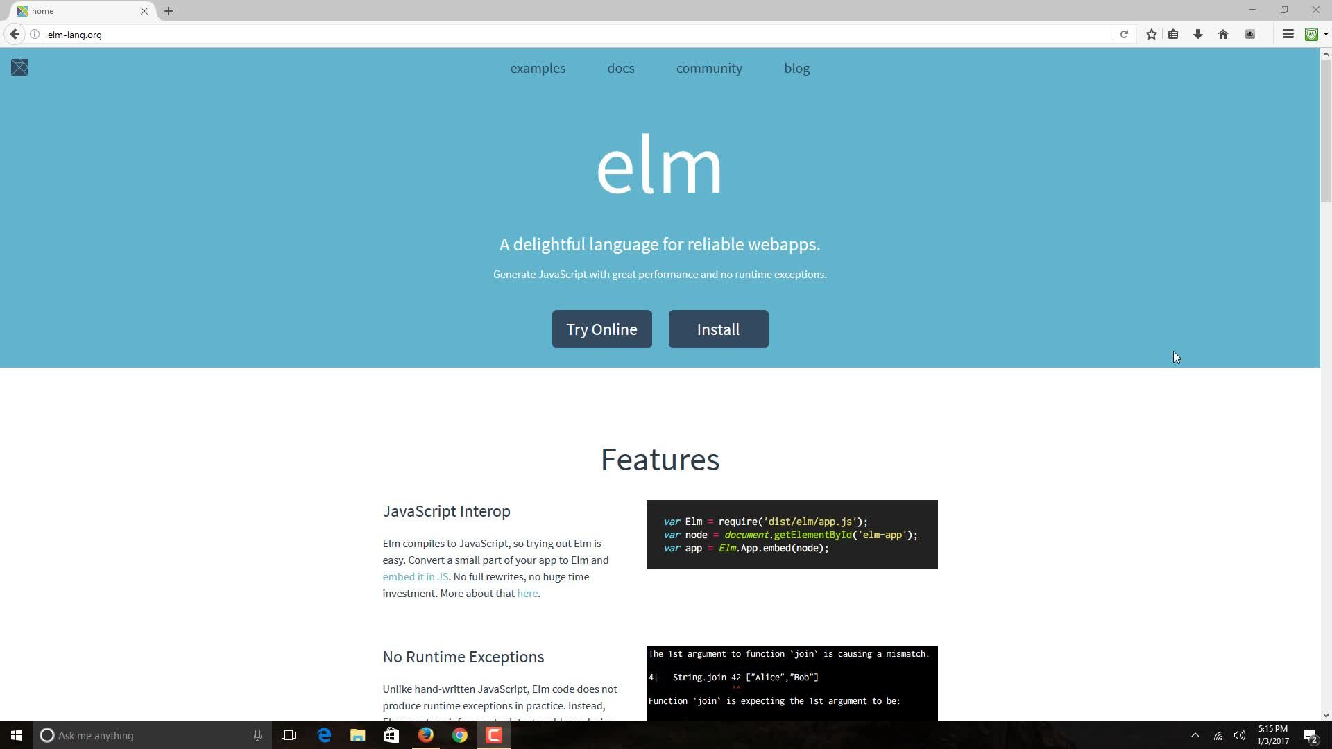 Elm Programming For Beginners