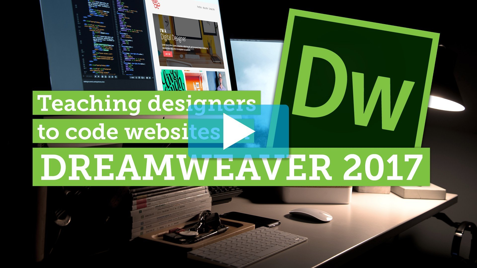 Your first HTML & CSS web page - Dreamweaver CC 2017