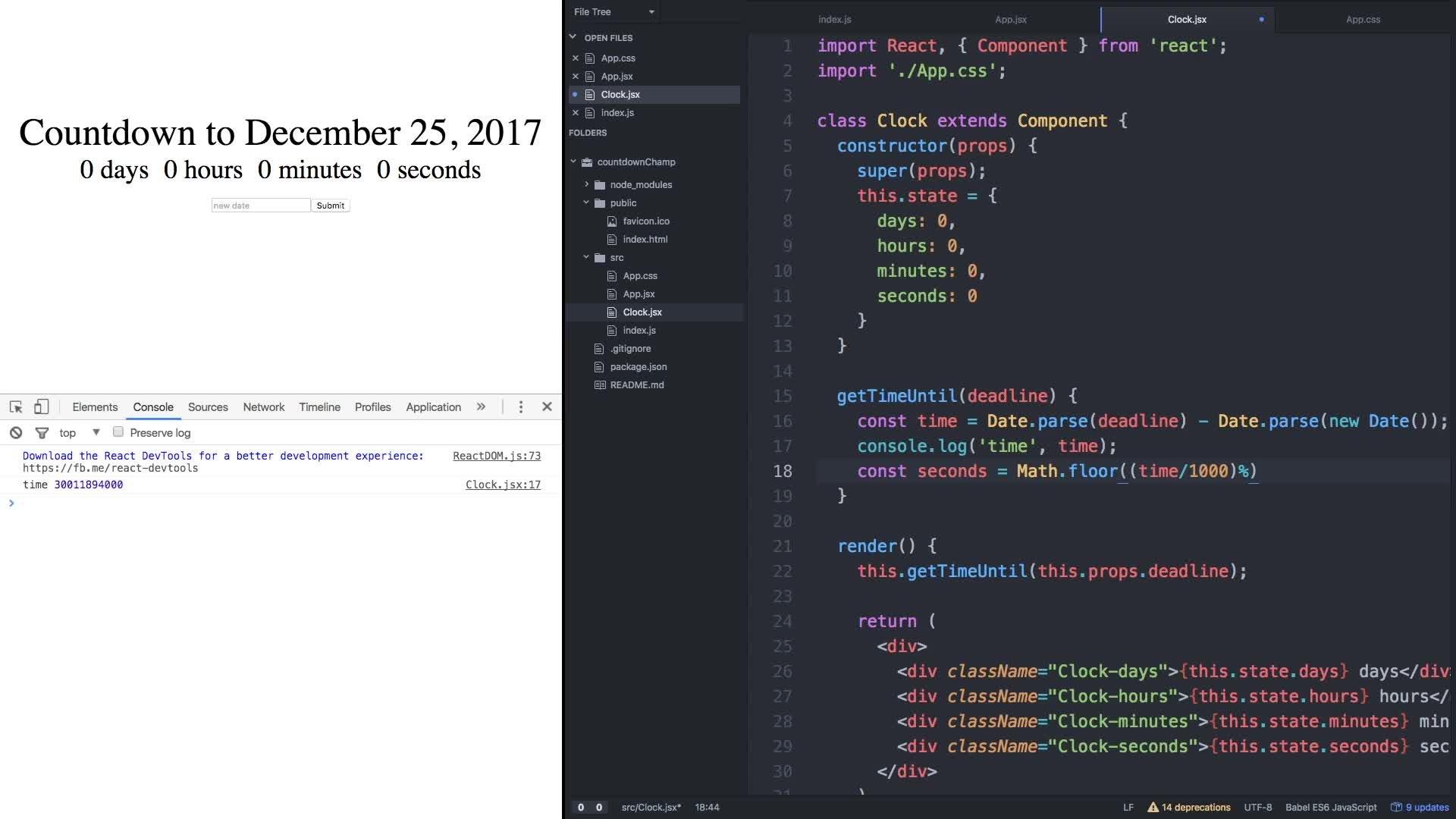 ReactJS and Redux - Build 4 Web Apps [1/4]   David Katz   Skillshare