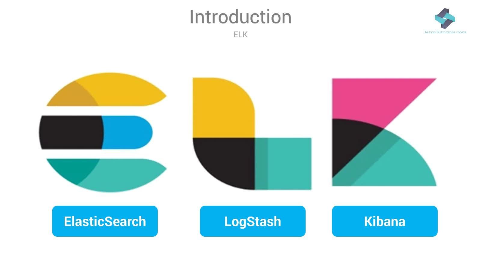 ElasticSearch, LogStash, Kibana (the ELK Stack) # 1 - Learn all