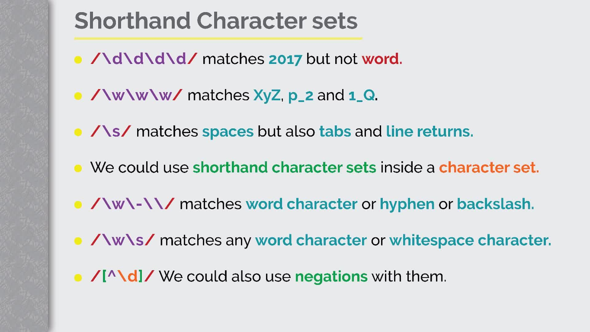 Master Regular Expressions from Scratch - All Languages   Muhammad