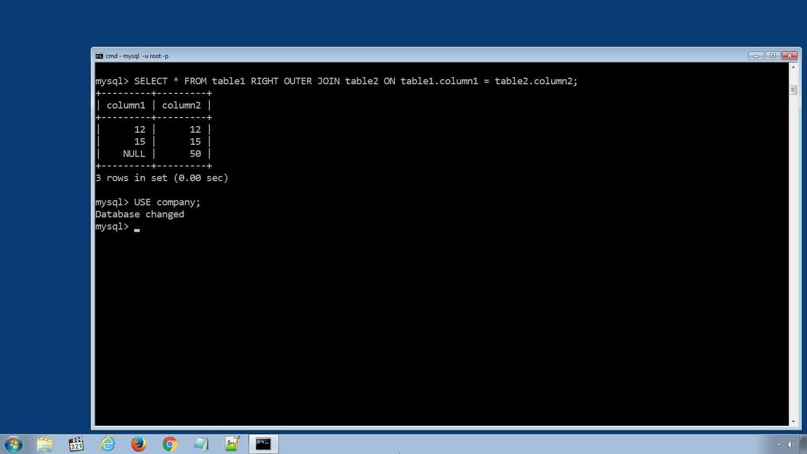 Sql tutorial learn sql with mysql database beginners to expert sql tutorial learn sql with mysql database beginners to expert pradnyankur nikam skillshare baditri Image collections