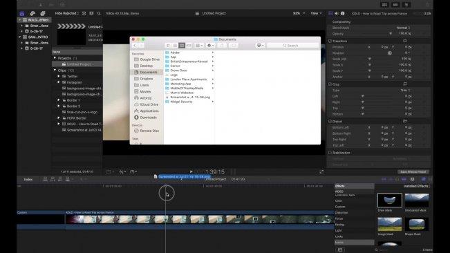 Learn to edit Like Sam Kolder - Final Cut Pro X - Skillshare