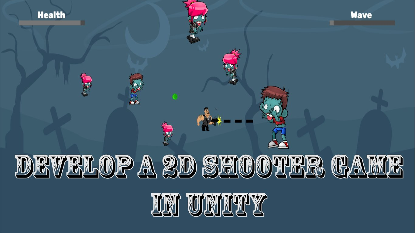 Shooter 2d unity