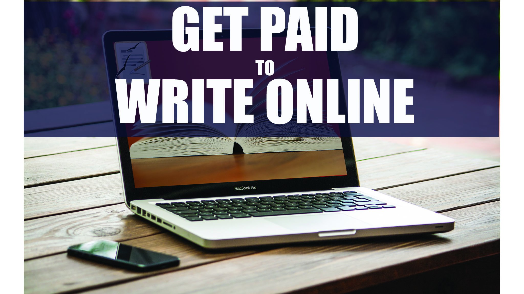 how to get paid as a writer