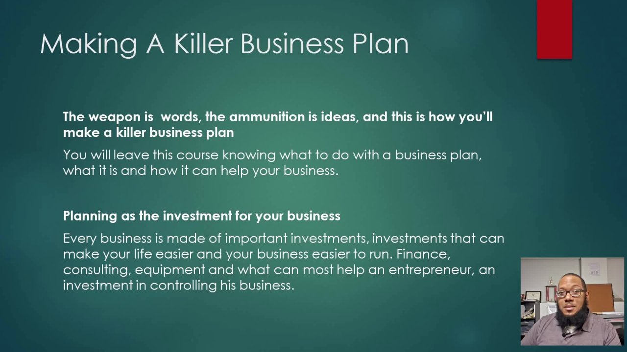 Business Plan Playbook How To Make A Winning Business Plan   Business Plan Playbook How To Make A Winning Business Plan  Brandon A  Gibbs  Skillshare