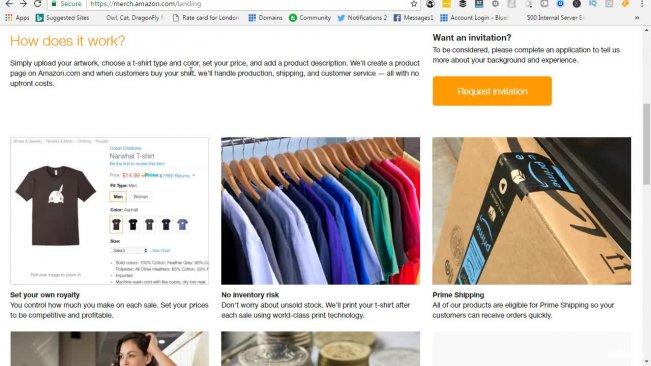 e8d5a81f7 T-Shirt Sales - Teespring, Sunfrog, Amazon With Canva Design | Nick Walsh |  Skillshare