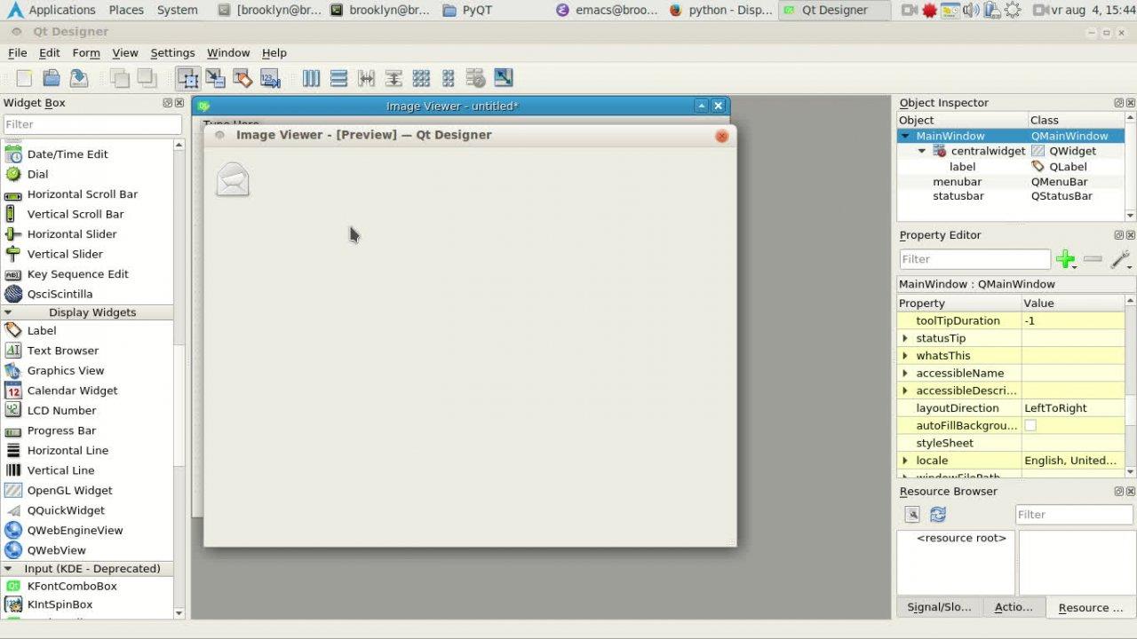 Qwebview Qt5