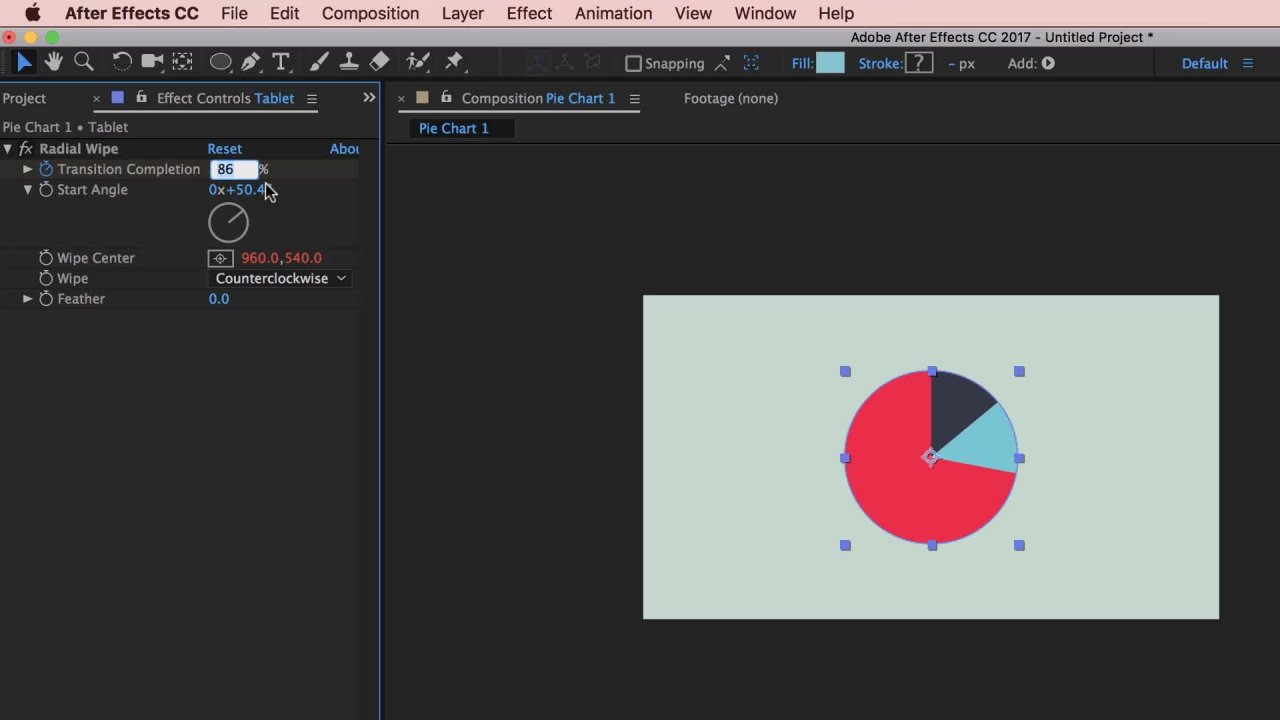 Adobe After Effects CC - Animated Infographic Video & Data