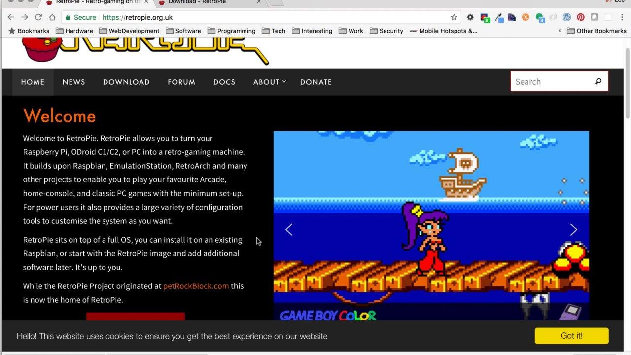 Build a Raspberry Pi Retro Gaming System   Lee Assam