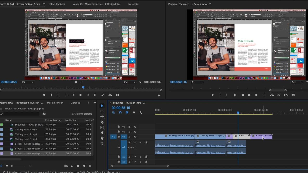 Premiere Pro for Corporate Video | Daniel Scott | Skillshare