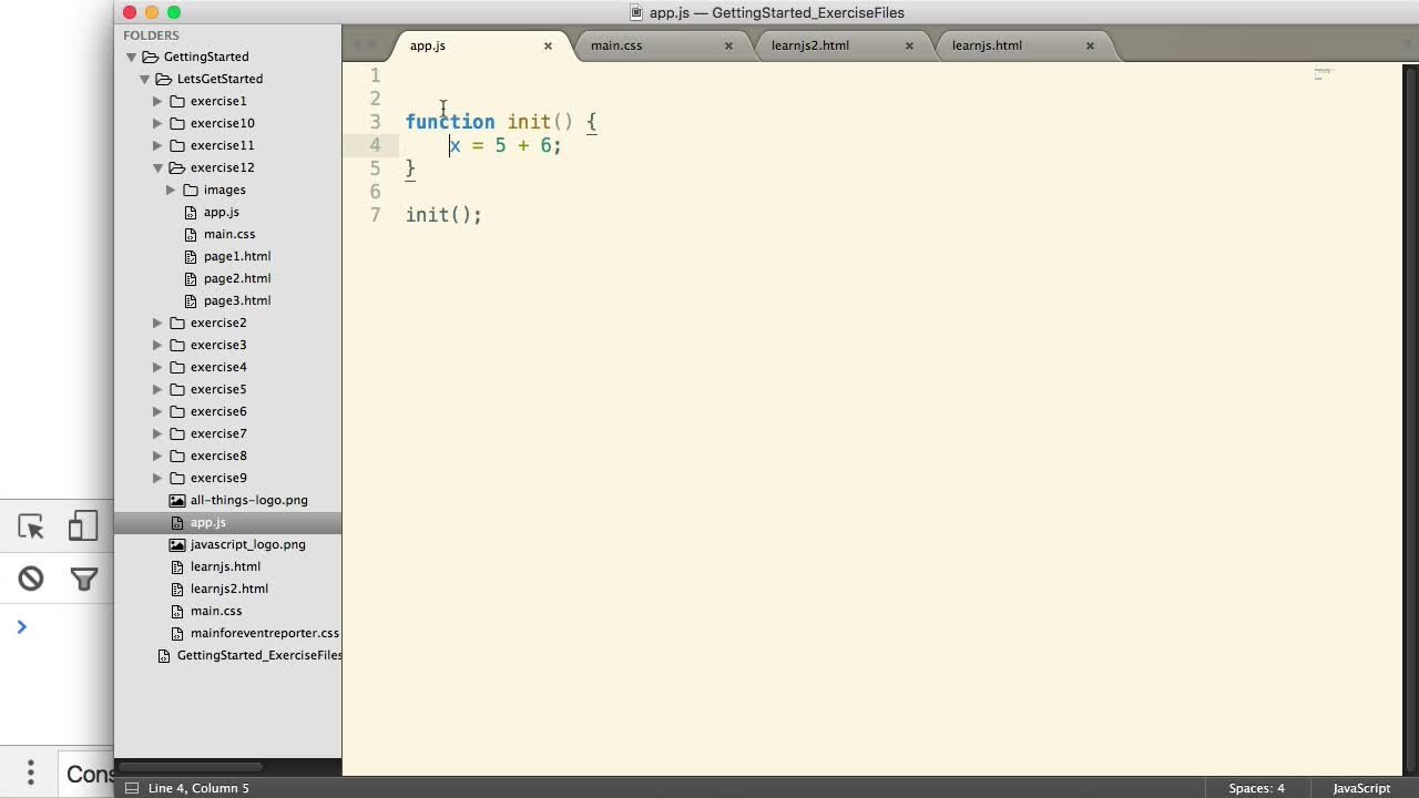 Learn Modern JavaScript: Getting Started | Steven Hancock | Skillshare
