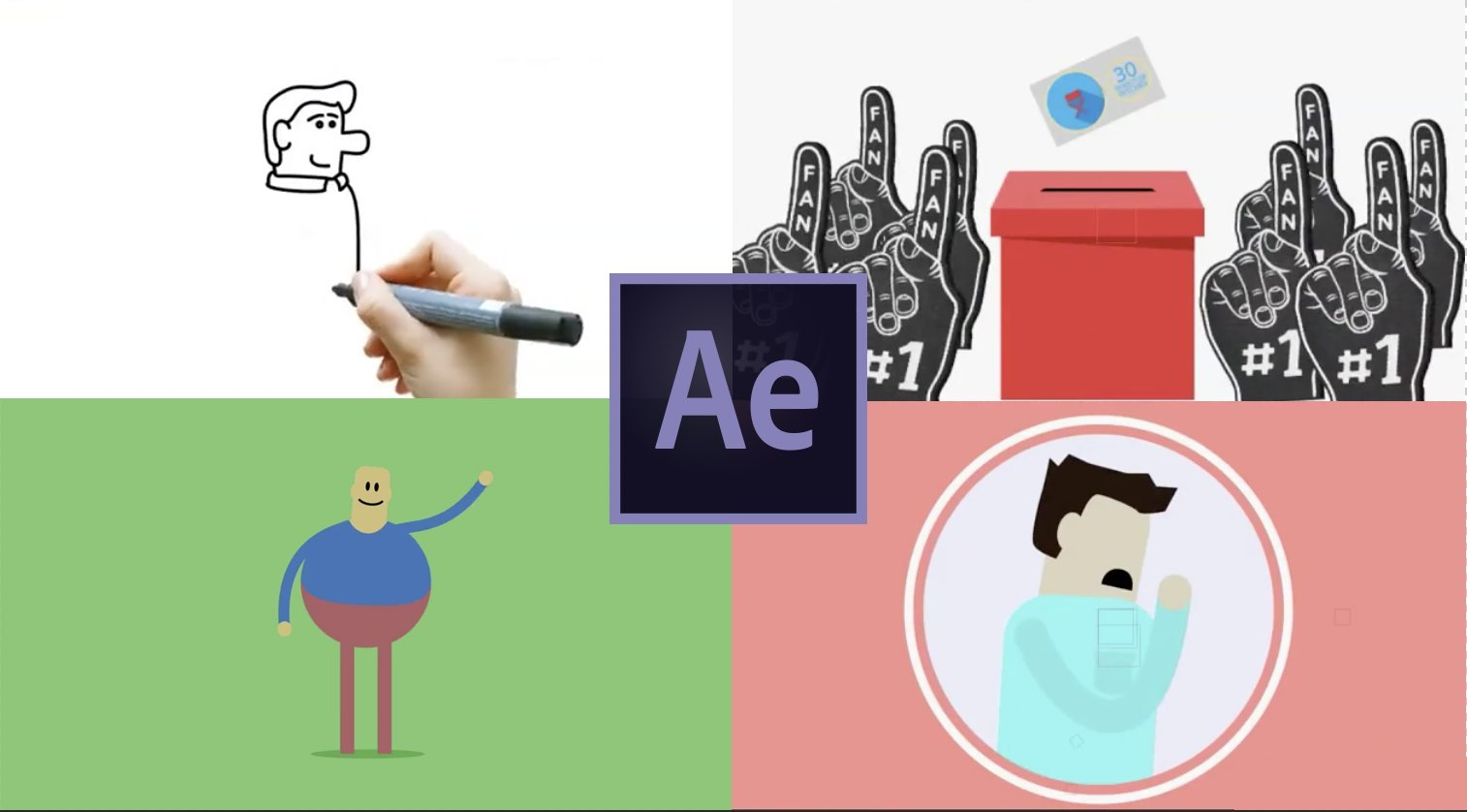 Animate an Explainer Video in Adobe After Effects CC with Motion Graphics