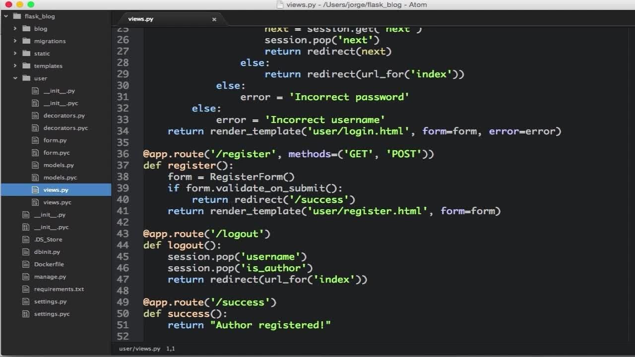 Professional Python Web Development Using Flask | Jorge