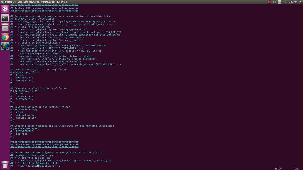 Learn Robot Operating System: Basics | Suryaprakash Shanmugam
