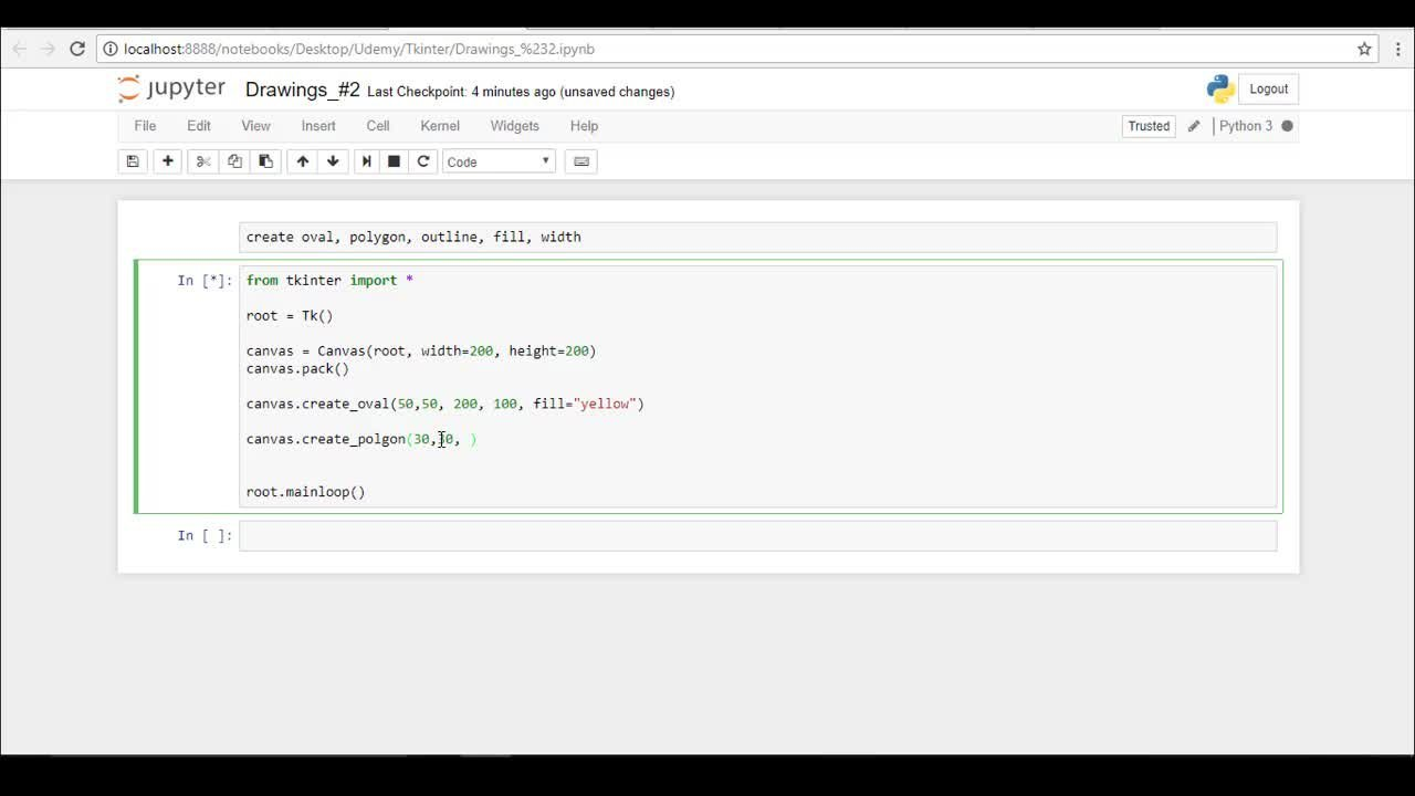 The Ultimate Tkinter Masterclass: GUI for Python projects | John