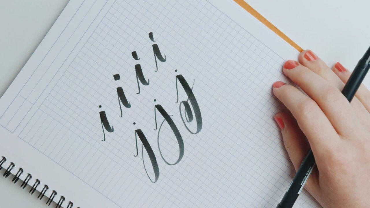 Introduction to modern brush calligraphy kimberly shrack skillshare