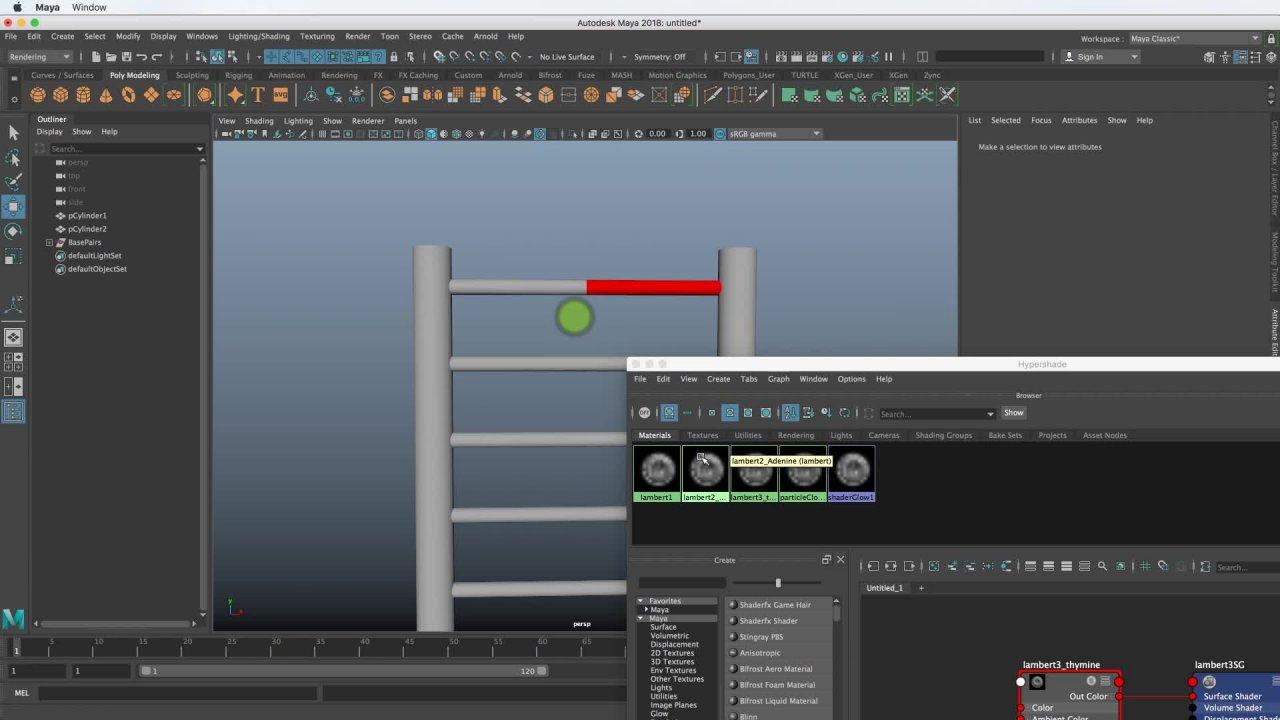 3D Medical Animation in Autodesk Maya | Lucas Ridley | Skillshare