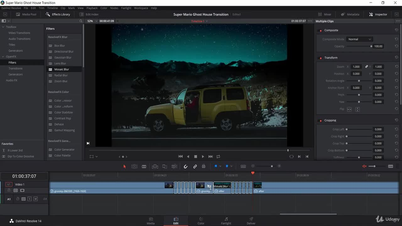 Complete Video Production: OBS Studio & DaVinci Resolve 14