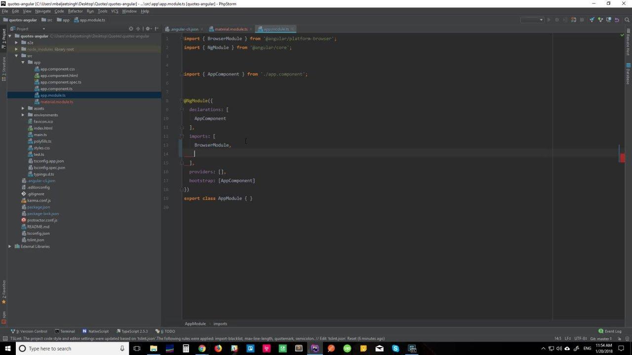 Loopback, Angular 5, Ionic 3: Build Web and Mobile Apps | Baljeet