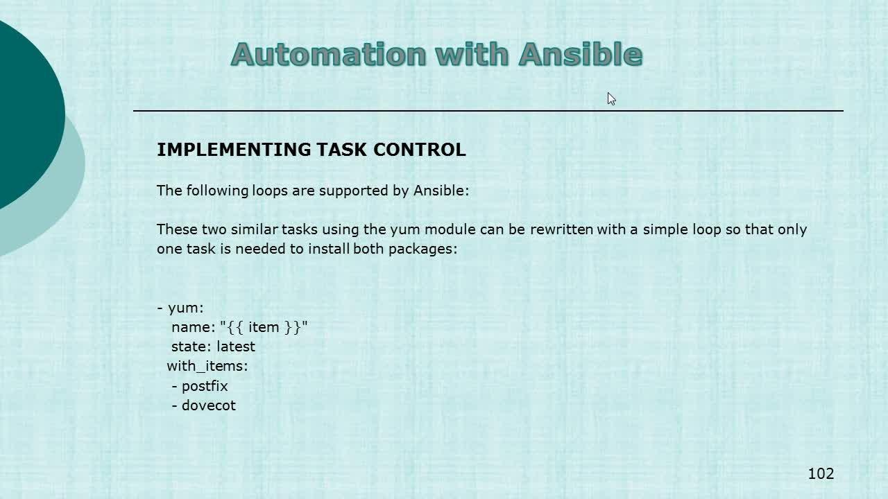 Mastering Ansible Automation - Step by Step   Shikhar Verma   Skillshare