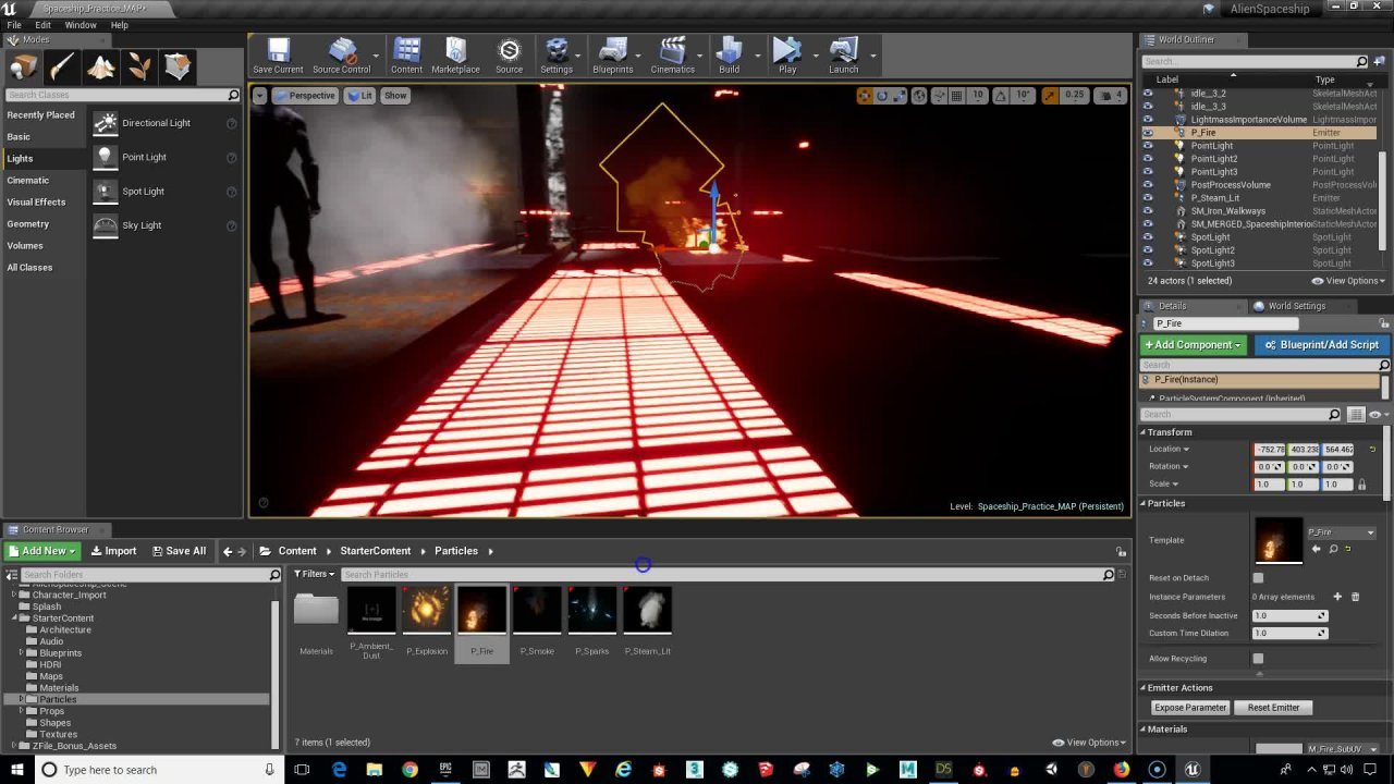 Unreal Engine Export