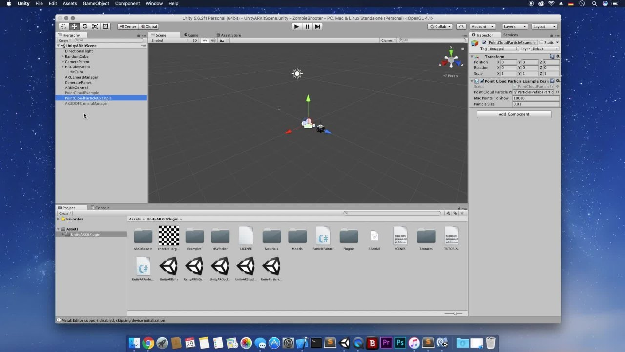 ARKIT & Unity 3D, creating Augmented Reality Apps with C# - Learn to