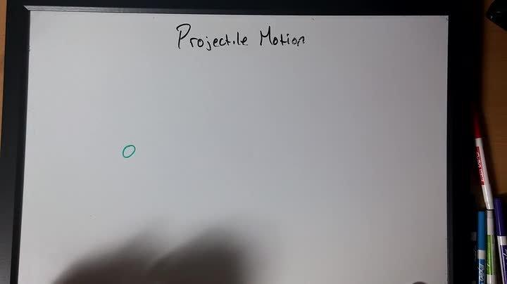 Physics 2d Kinematics Angled Projectile Motion Corey Mousseau