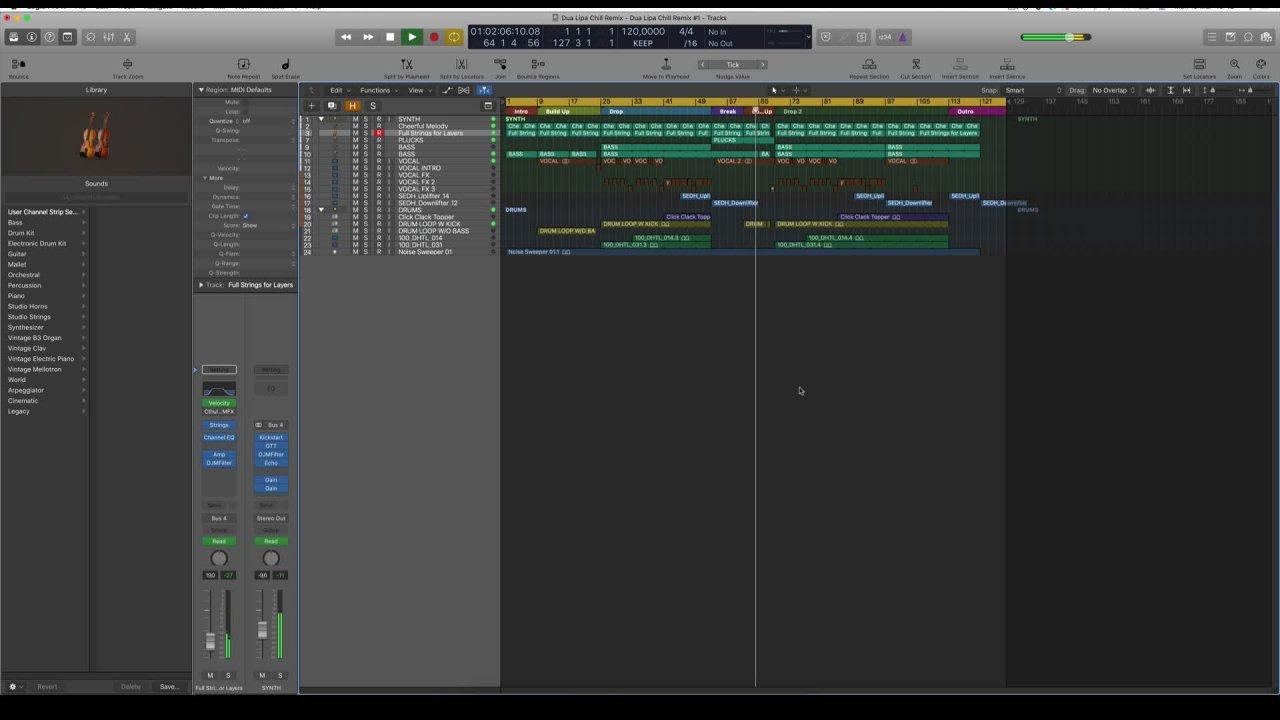 Logic pro x full tutorial torrent